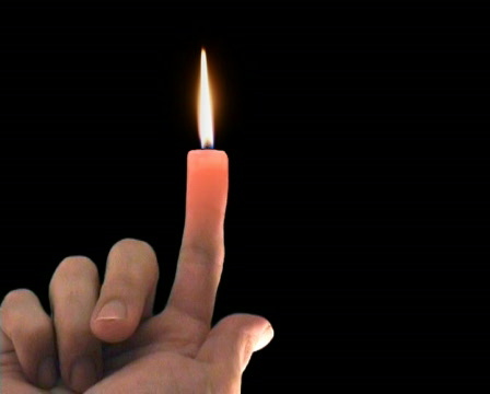 burning-finger-footage-000136390_iconl, From Images